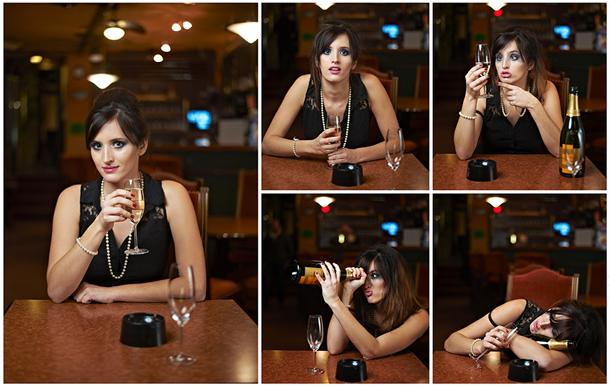 Consumul de alcool in timpul dietei