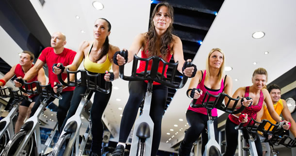 Bicicleta de fitness te slabeste in zona fesiera si te mentine in forma maxima