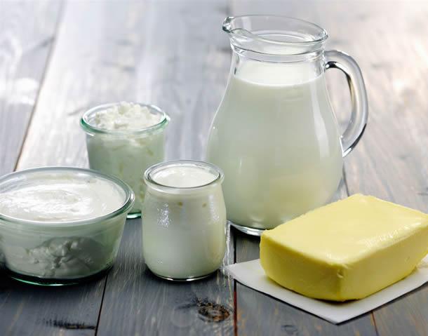 Dieta alba, dieta ce se axeaza pe consumul crescut de produse lactate