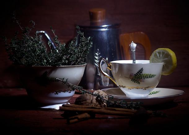 Detoxifierea eficienta a organismului cu ceai de cimbrisor
