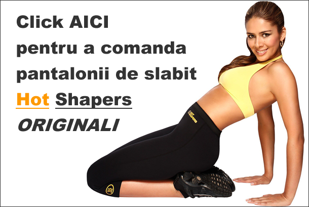 comanda pantaloni de slabit hot shapers originali